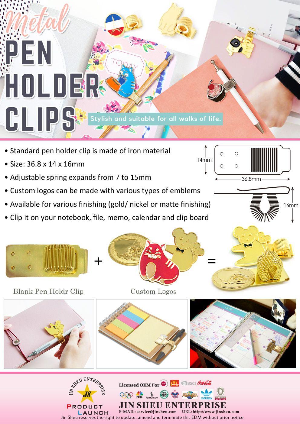 Stifthalter Clip   Geschenk- und Prämienartikel Hersteller   Jin ...