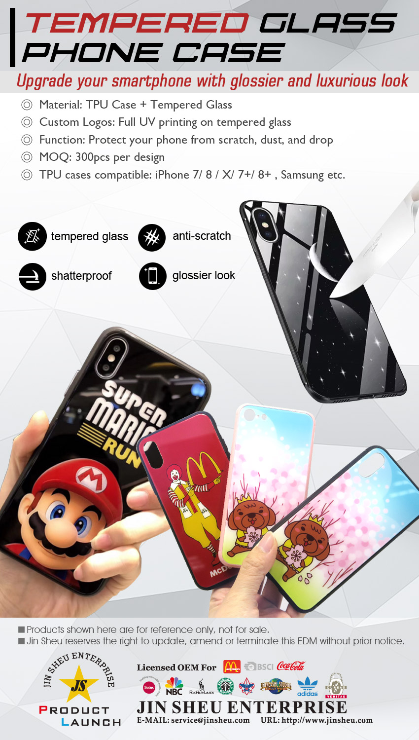 Back Tempered Glass Phone Covers