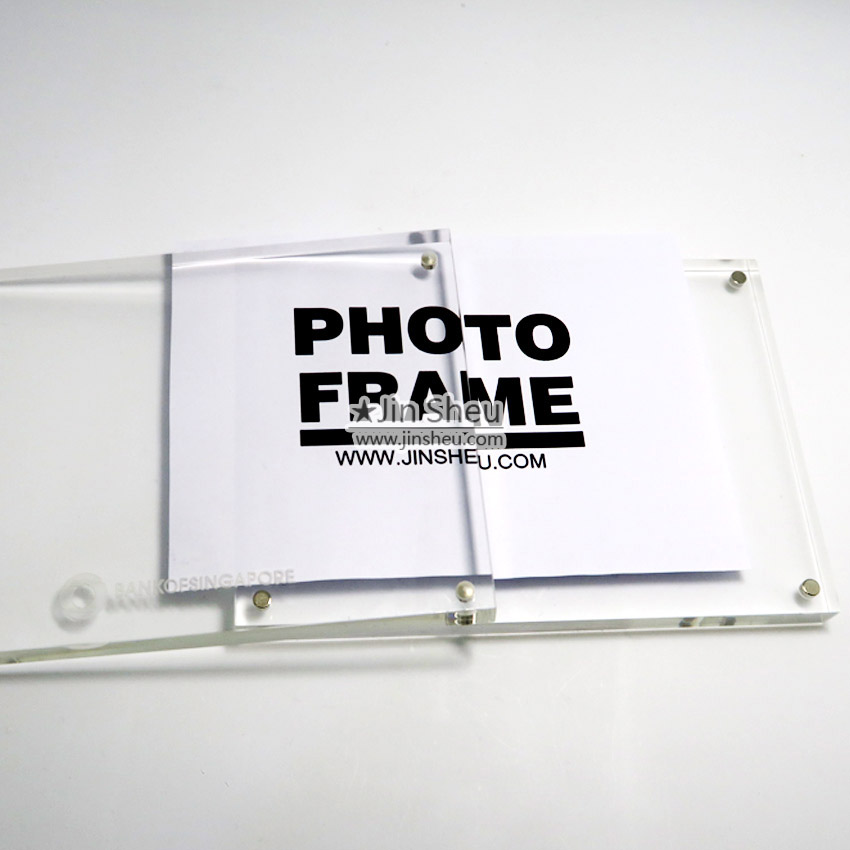 Magnetic Acrylic Photo Frame | Gift and Premiums Items Manufacturer ...