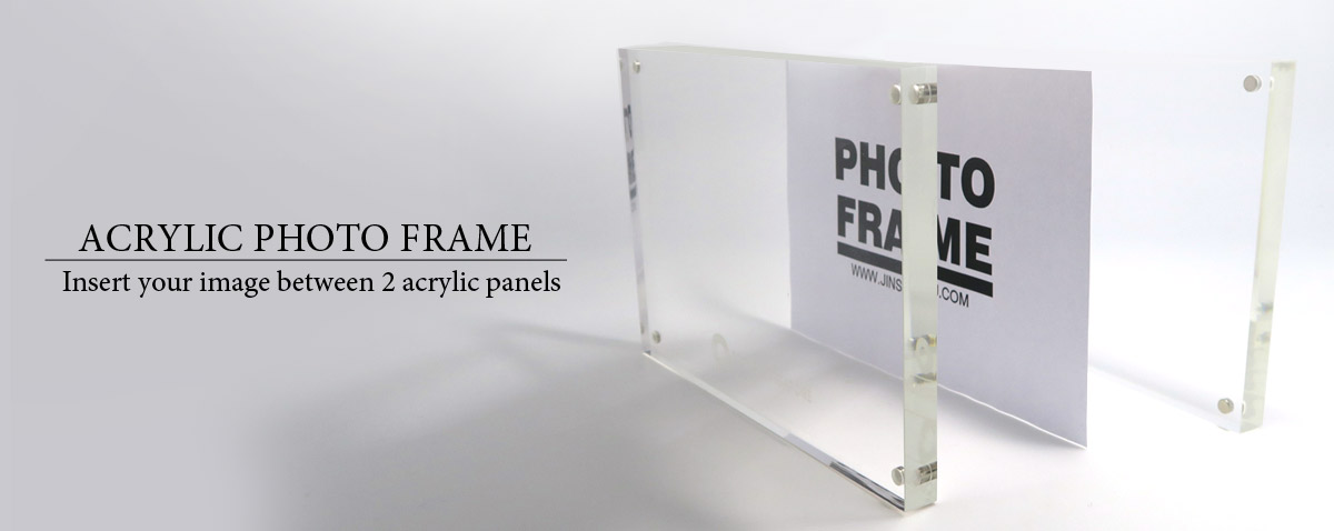 Clear Acrylic Blocks and Photo Frames | Gift and Premiums Items ...