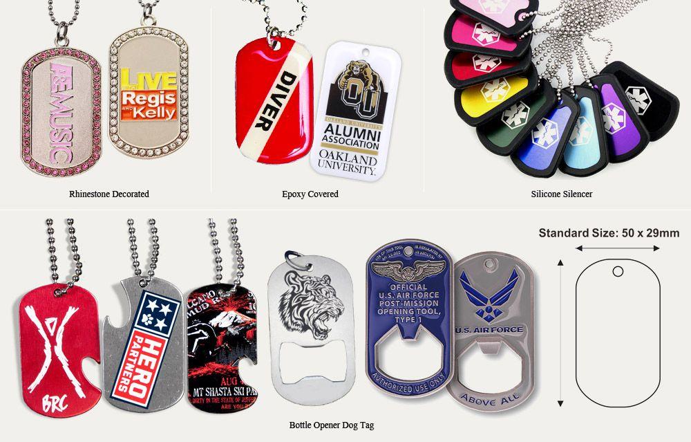 placa militar/ chapa militar | Fabricante de artículos de regalo y ...