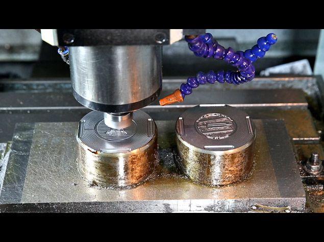 Die (Molds) Engraving