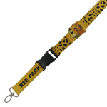 Lanyard with Soft PVC Labels