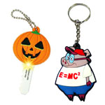 Customized PVC Keychains and Key Covers