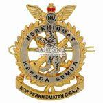 Military Cap Badges - Custom Cap Badges