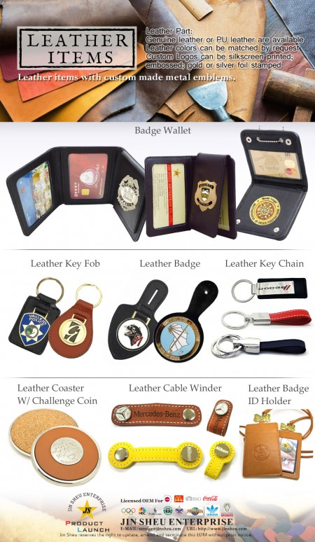 Leather Items - EDM leather items