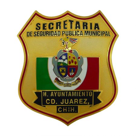 Police Badges - Custom Police Badges