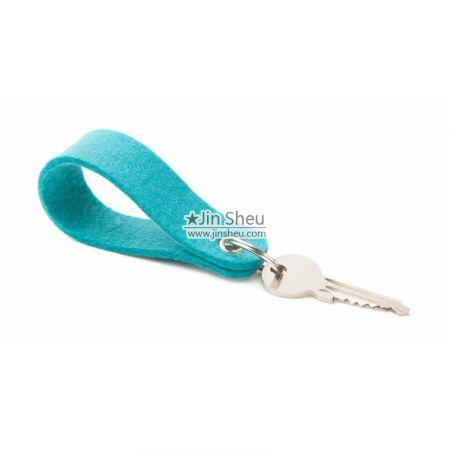 Felt Key Holders - Cute felt key tag