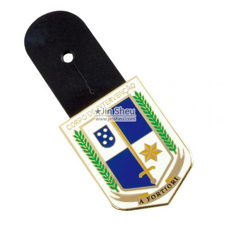 Leather Badges - Leather Badge