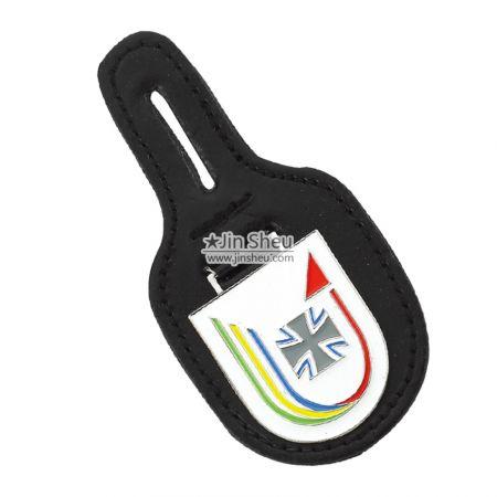 Customized Leather Badges - Customized Leather Badges