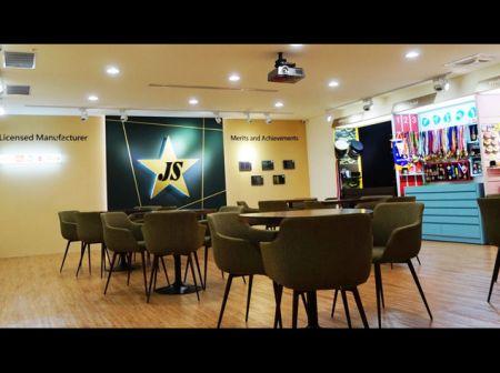 Redecorate Jin Sheu Taipei Showroom - Customized-Souvenir-Manufacturer-showroom