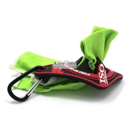Cool soft pvc towel holders