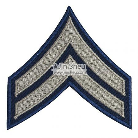 Corporal Patch - U.S. Army corporal sleeve insignia
