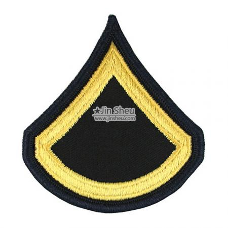 Private First Class Patch - Private First Class Rank Patch