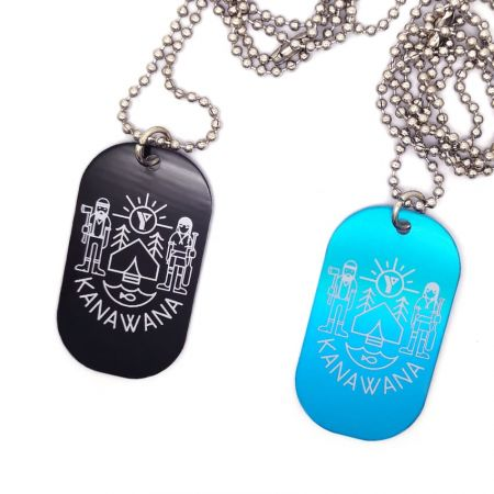 Aluminum Dog Tags