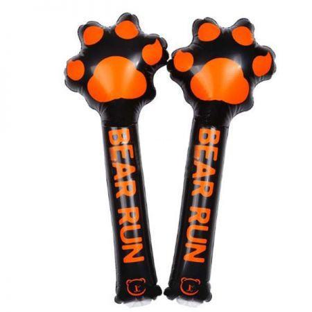 Custom Shapes noise sticks - Custom Shapes Pom Pom Bang Sticks