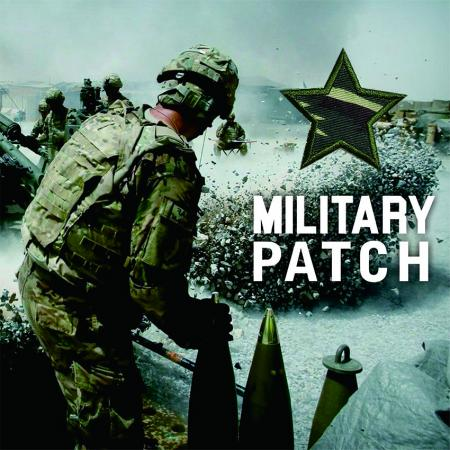 Custom Military Patch - Military Patch Maker