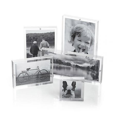 Clear Acrylic Blocks and Photo Frames - Clear Acrylic Blocks and Photo Frames