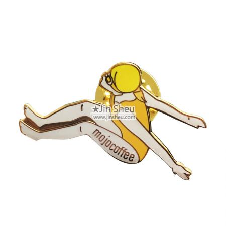 Lapel Pins - Jin Sheu is the best manufacturer for designing your lapel pins.
