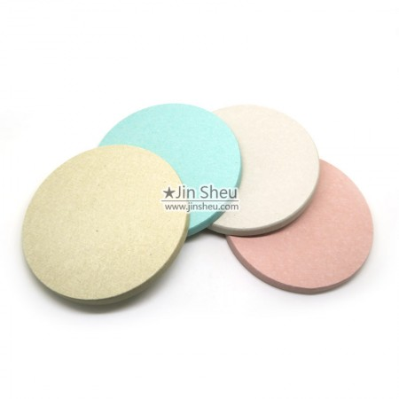 wholesale blank diatomite coasters