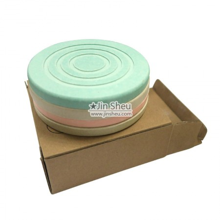 Diatomite Absorbent Coasters - Diatomite Absorbent Coasters