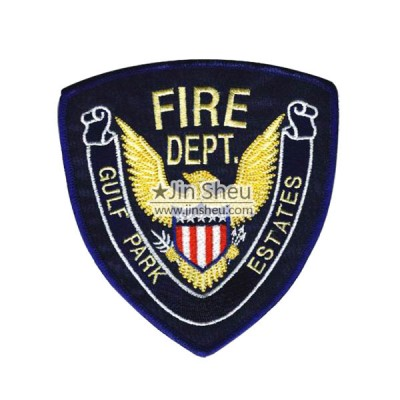 Promotional Fire Patches