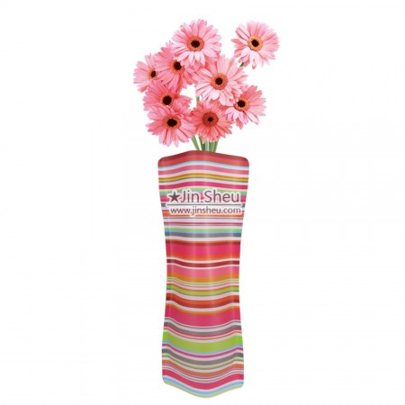 bulk cheap plastic flower vase