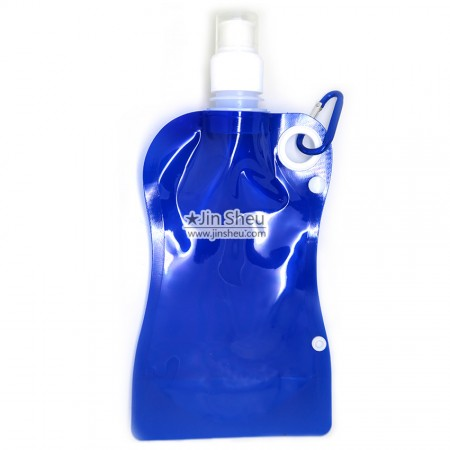 Curve Collapsible Water Bottles