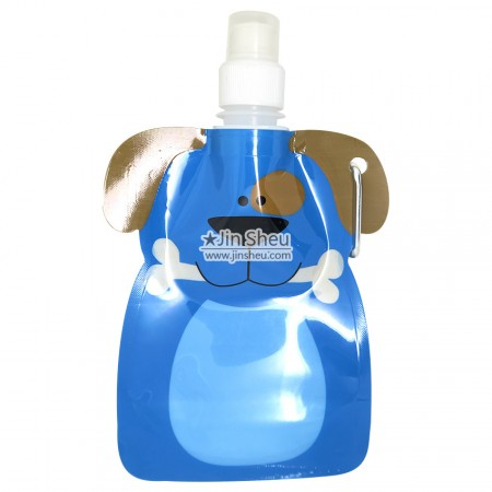 Dog Collapsible Water Bottles