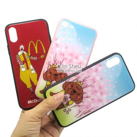 Tempered Glass Phone Cases - Tempered Glass Phone Cases