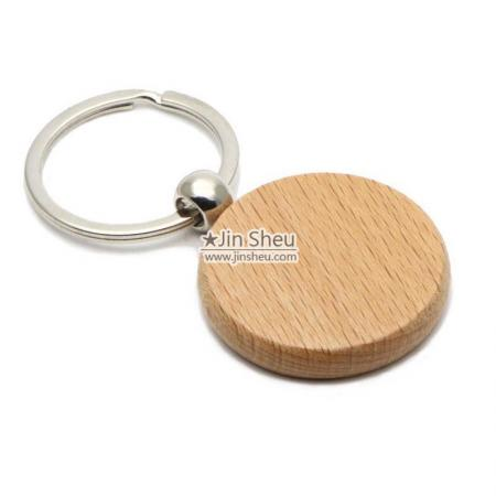 Promotional Wooden Keychains - Promotional Wooden Keychains