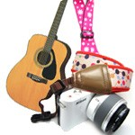 Camera & Guitar Straps - neck strap