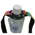 Water Bottle Holders - Customized water bottle belts and bottle holder lanyards