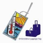 Embroidery Luggage Tags - Embroidery Luggage Tags
