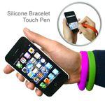 Silicone Wristband Touch Stylus Pen - Wristband Touch Stylus Pen