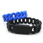 Braided Style Bracelets - Silicone Braided Bracelets