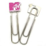 Metal Paper Clips - Paper Clip Bookmarks