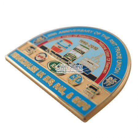 Imitation Hard Enamel - Imitation Hard Enamel Lapel Pins