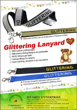 Glittering Lanyard - Glittering Lanyard