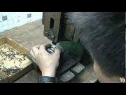 Zinc Alloy Safety Pin Fixing