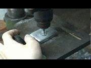 Zinc Alloy Nail Fixing