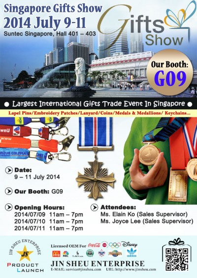 2014 Singapore Gifts Show.
