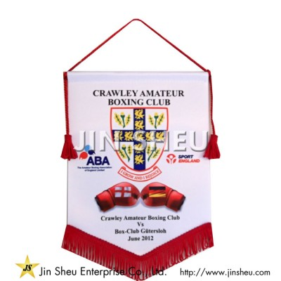Custom Made Pennants
