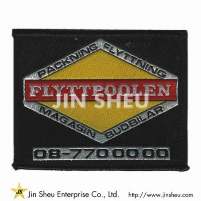 Woven Patch Labels - Woven Label Patches