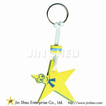 Customized EVA Key Rings - Customized EVA Key Rings