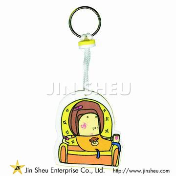 EVA Foam Key Chain - EVA Foam Key Chain