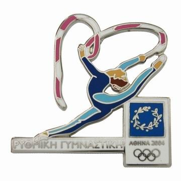 Custom Promotional Pins Factory for Olympics