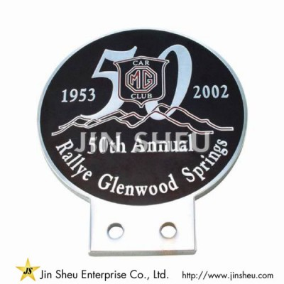 Enamel Car Emblems - Enamel Car Emblems