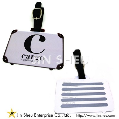 Plastic Luggage Tags - Plastic Luggage Tags