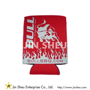 Neoprene Can Koozies - Neoprene Can Koozies